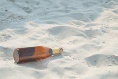Να βρεθεί μπουκαλιών Στοκ εικόνα με δικαίωμα ελεύθερης χρήσης