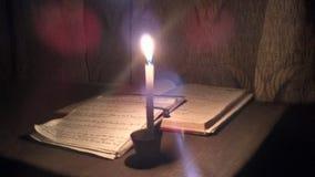 Να γράψει τη νύχτα Στοκ φωτογραφίες με δικαίωμα ελεύθερης χρήσης