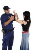 να δέσει με χειροπέδες ciminal στοκ φωτογραφίες με δικαίωμα ελεύθερης χρήσης