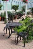 να δειπνήσει κήπος Στοκ φωτογραφία με δικαίωμα ελεύθερης χρήσης