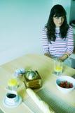να δειπνήσει πίνακας Στοκ εικόνες με δικαίωμα ελεύθερης χρήσης