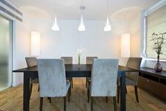 να δειπνήσει περιοχής σύγ& Στοκ φωτογραφίες με δικαίωμα ελεύθερης χρήσης
