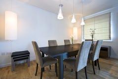 να δειπνήσει περιοχής σύγ& Στοκ φωτογραφία με δικαίωμα ελεύθερης χρήσης