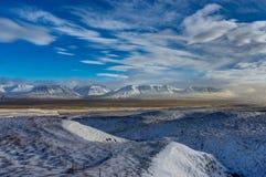 να είστε απολύτως ευτυχής ακούει το ι εάν τα βουνά εικόνας ευχαριστούν χρησιμοποιημένος όπου ο χειμώνας εσείς Τοπίο Χριστουγέννων Στοκ Φωτογραφίες