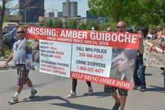 Να λείψει και δολοφονημένα γηγενή γυναίκες και κορίτσια στοκ εικόνα