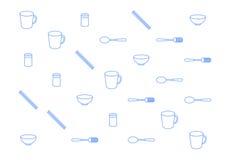 Να δειπνήσει εργαλεία Στοκ φωτογραφία με δικαίωμα ελεύθερης χρήσης