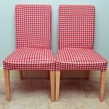 Να δειπνήσει καρέκλες Στοκ φωτογραφία με δικαίωμα ελεύθερης χρήσης