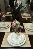 να δειπνήσει ντεκόρ πίνακα&s Στοκ φωτογραφίες με δικαίωμα ελεύθερης χρήσης