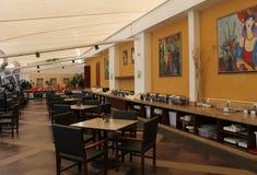 Να δειπνήσει ξενοδοχείων Στοκ φωτογραφία με δικαίωμα ελεύθερης χρήσης