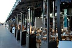 Να δειπνήσει πολυτέλειας αποβαθρών Woolloomooloo περιοχή Στοκ φωτογραφία με δικαίωμα ελεύθερης χρήσης