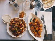 να δειπνήσει πρόστιμο Στοκ εικόνα με δικαίωμα ελεύθερης χρήσης