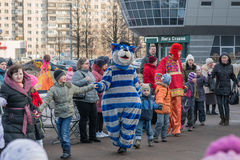 Να δει καρναβάλι Στοκ φωτογραφία με δικαίωμα ελεύθερης χρήσης