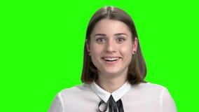 Να εκπλήξει νέων κοριτσιών απόθεμα βίντεο
