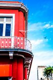Να ενσωματώσει μια γωνία Στοκ Φωτογραφίες
