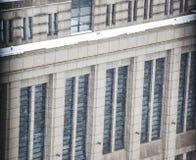Να ενσωματώσει τη χιονοθύελλα Στοκ φωτογραφία με δικαίωμα ελεύθερης χρήσης