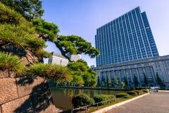 Να ενσωματώσει το Τόκιο, Ιαπωνία Στοκ Φωτογραφία