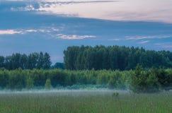 να εξισώσει ομιχλώδες Στοκ φωτογραφία με δικαίωμα ελεύθερης χρήσης