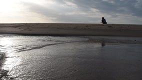 Να εξισώσει στην παραλία θαλασσίως απόθεμα βίντεο