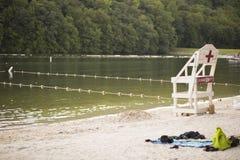 Να εξισώσει στην παραλία Στοκ Εικόνες