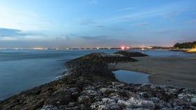 Να εξισώσει στην παραλία Kuta στο Μπαλί Ινδονησία Στοκ εικόνες με δικαίωμα ελεύθερης χρήσης