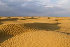 Να εξισώσει στις ερήμους Στοκ φωτογραφία με δικαίωμα ελεύθερης χρήσης
