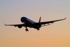 να εξισώσει την προσγείω&sig Στοκ φωτογραφίες με δικαίωμα ελεύθερης χρήσης
