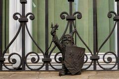 Να εξισώσει τον περίπατο σε Wroclaw, Σιλεσία, Πολωνία Στοκ Εικόνες