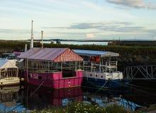 Να εξισώσει τους περιπάτους & τις βάρκες κόμματος, Galway Στοκ φωτογραφίες με δικαίωμα ελεύθερης χρήσης
