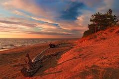 Να εξισώσει το θάλασσα-κομμάτι Στοκ φωτογραφία με δικαίωμα ελεύθερης χρήσης
