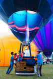να επιπλεύσει μπαλονιών έτ Στοκ Εικόνες