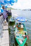 Να επιπλεύσει αγορά θαλασσινών σε Sai Kung, Χονγκ Κονγκ Στοκ εικόνες με δικαίωμα ελεύθερης χρήσης