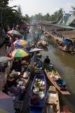 να επιπλεύσει αγορά Ταϊλά&n Στοκ εικόνα με δικαίωμα ελεύθερης χρήσης