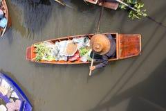 να επιπλεύσει αγορά Ταϊλά&n Στοκ Εικόνα