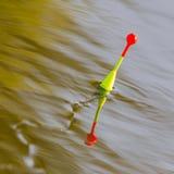 Να επιπλεύσει επιπλεόντων σωμάτων αλιείας Στοκ Φωτογραφίες