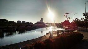 να επιπλεύσει colombo αγορά Στοκ Εικόνες