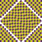 Να επιπλεύσει squares_seamless Στοκ Φωτογραφία