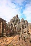 Να ερευνήσει τις ιστορικές καταστροφές της Καμπότζης Στοκ φωτογραφία με δικαίωμα ελεύθερης χρήσης