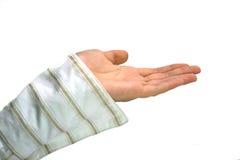 να ικετεύσει το χέρι Στοκ φωτογραφίες με δικαίωμα ελεύθερης χρήσης