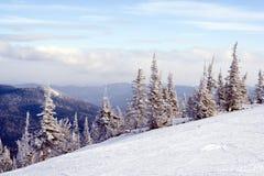 να κάνει σκι κλίσεων Στοκ φωτογραφία με δικαίωμα ελεύθερης χρήσης