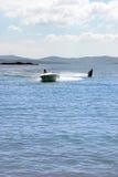 να κάνει σκι της Ιρλανδία&sigm Στοκ φωτογραφίες με δικαίωμα ελεύθερης χρήσης