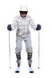 να κάνει σκι στοκ εικόνες