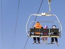 να κάνει σκι Στοκ Εικόνα