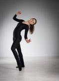 να κάνει τη γυμναστική κορ Στοκ εικόνα με δικαίωμα ελεύθερης χρήσης