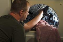 να κάνει το πλυντήριο Στοκ φωτογραφία με δικαίωμα ελεύθερης χρήσης