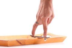να κάνει boardslide Στοκ Εικόνα