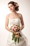 Να λάμψει νύφη Στοκ εικόνες με δικαίωμα ελεύθερης χρήσης