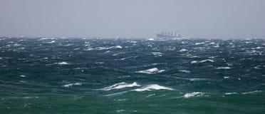 να μαίνει σκαφών θάλασσας Στοκ φωτογραφία με δικαίωμα ελεύθερης χρήσης