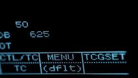 Να μην αναβοσβήσει κανένα τηλεοπτικό σήμα εισαγωγής στο επαγγελματικό vcr. φιλμ μικρού μήκους