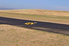 Να μπεί για την προσγείωση Στοκ Εικόνες