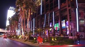 Να οδηγήσει στη λουρίδα του Λας Βέγκας τη νύχτα - κοσμοπολίτικες ξενοδοχείο και χαρτοπαικτική λέσχη - ΗΠΑ 2017 φιλμ μικρού μήκους